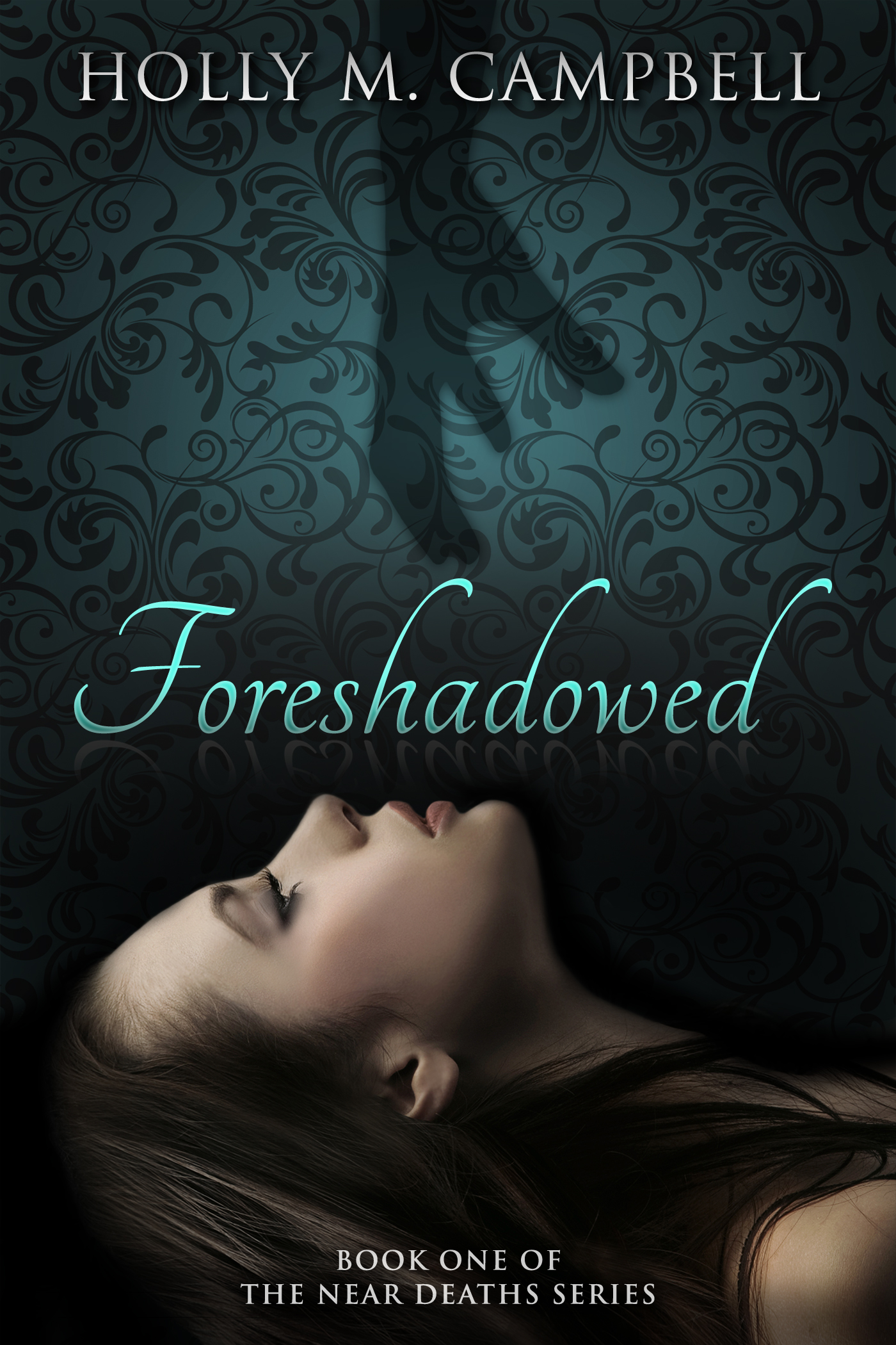 Foreshadowed Final Cover EBook 1400x2100