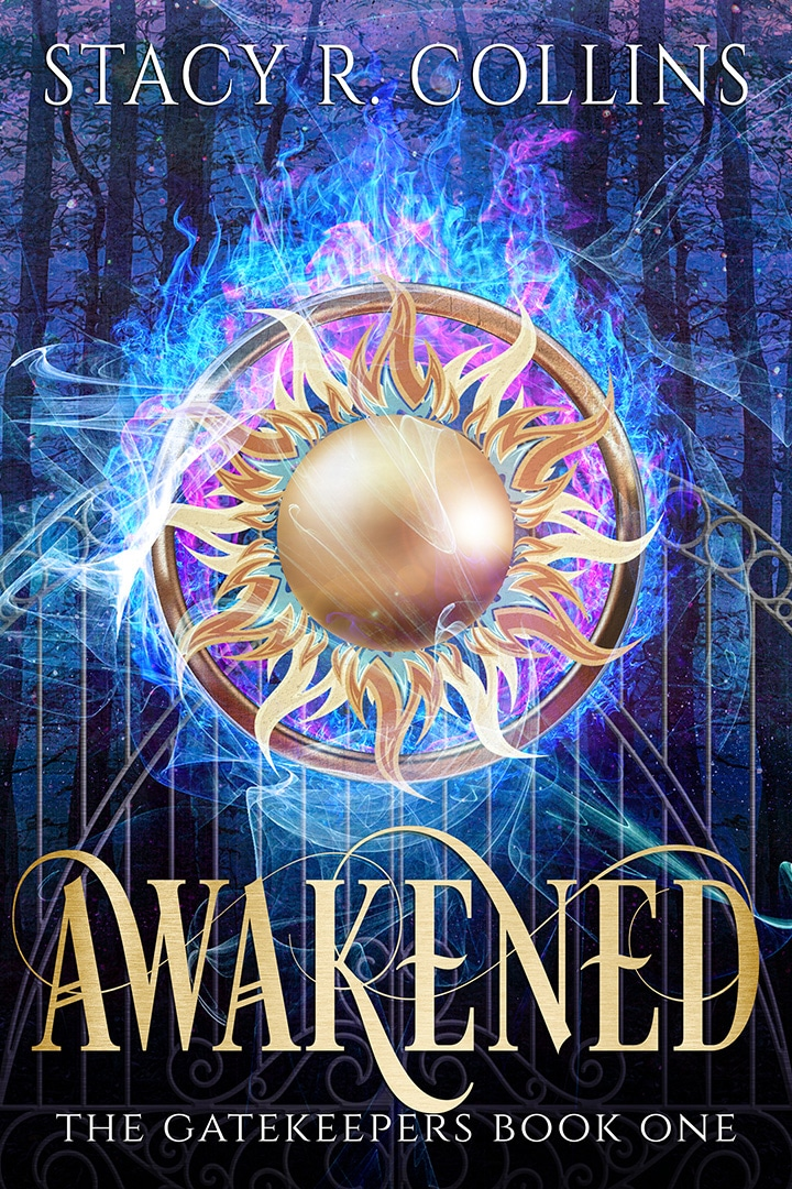 Awakened Book Cover