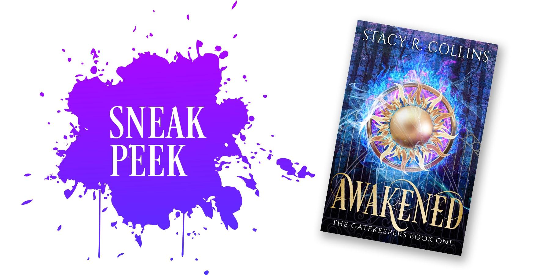 Sneak Peek: Awakened