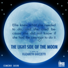 Introducing the Characters of The Light Side of the Moon: Ellie